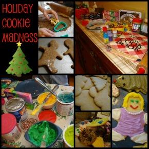Holiday Recipe  Sugar Cookies