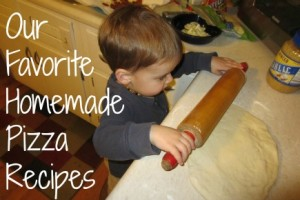 Our Favorite Homemade Pizza Recipes