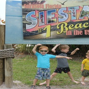 Family Fun in Siesta Key & Sarasota
