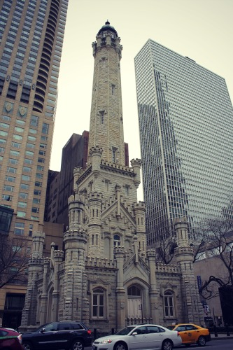 Chicago Michigan Avenue 2
