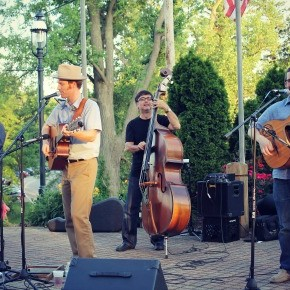 Jake Speed and the Freddies at the Behringer Crawford Museum
