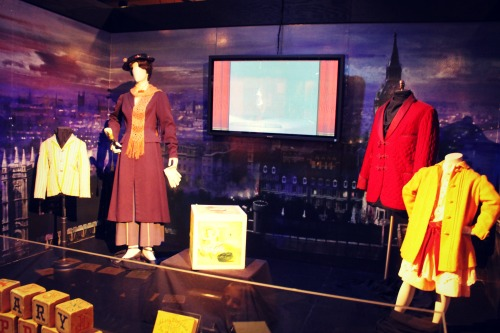 Museum of Science & Industry Mary Poppins Costumes
