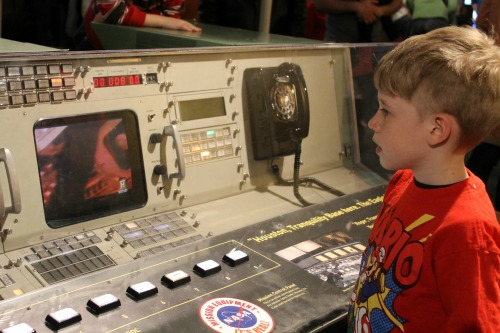 Museum of Science & Industry NASA