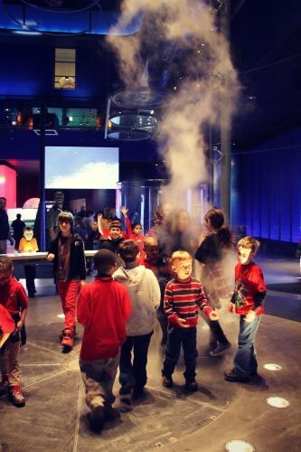 Museum of Science & Industry Smoke