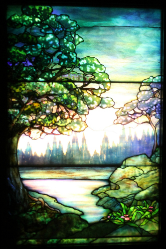 Smith Museum of Stained Glass Windows Tree