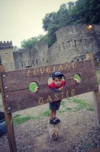 Loveland Castle Stocks