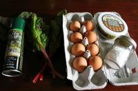 Mini Egg Frittatas Ingredients