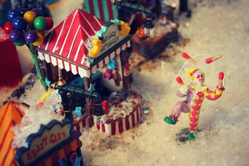 Holiday Trains at BCM Clowns