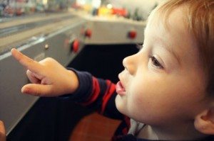 Holiday Trains at the Behringer Crawford Museum