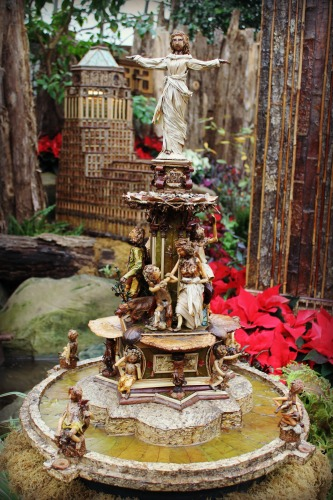 Krohn Conservatory Tyler Davidson Fountain