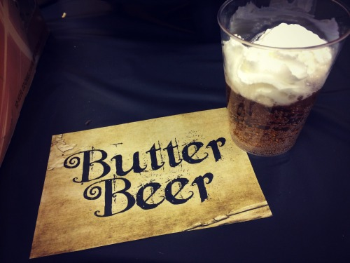Harry Potter Party Butter Beer