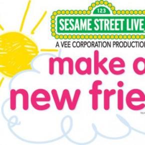 Sesame Street Live: Make a New Friend {GIVEAWAY}