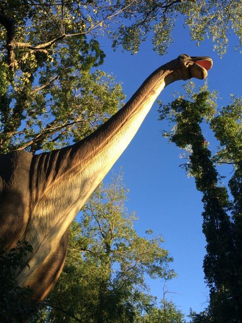 Cedar Point Dinosaur1
