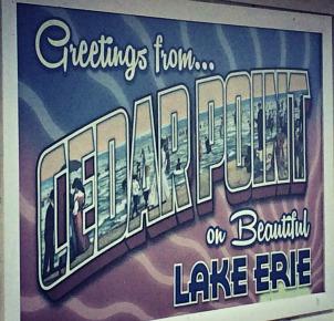 Cedar Point & Hotel Breakers in Sandusky, OH