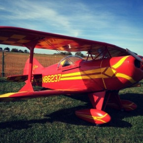 Planes & A Picnic at the Red Stewart Airfield