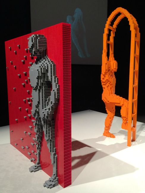 The Art of the Brick 2