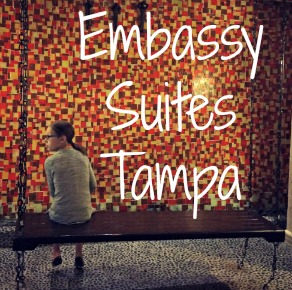 Embassy Suites Tampa Airport Westshore in Florida