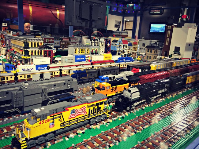 Holiday Junction Lego Trains