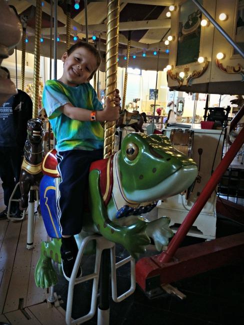 Merry Go Round Museum Henry