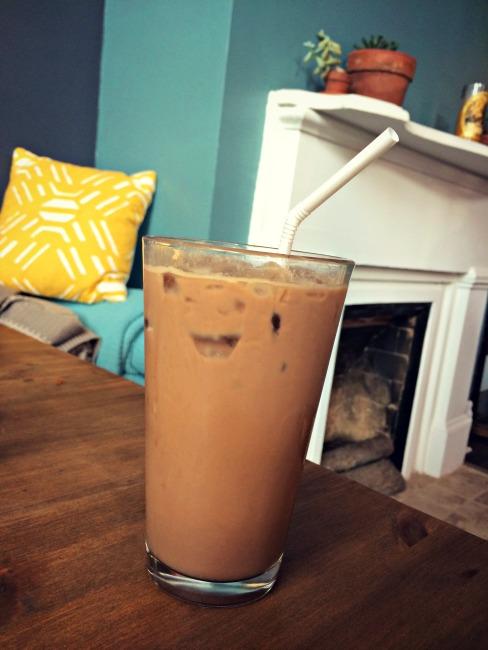 Covington Coffee Company Iced Mocha