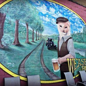 Weasel Boy Brewing in Zanesville OH