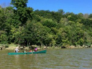 Doe Run Lake Canoe Ride
