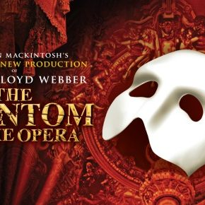 The Phantom of the Opera at the Aronoff