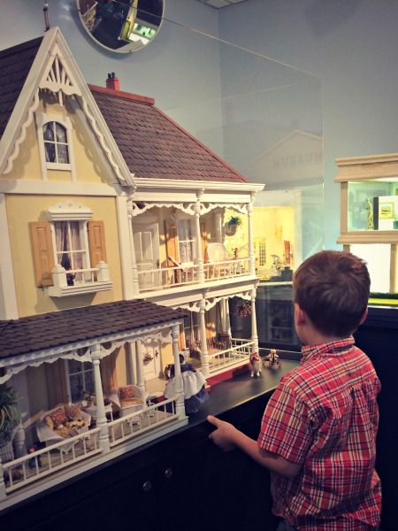 Peachy Museum Of Miniature Houses The Little Things Journal Download Free Architecture Designs Scobabritishbridgeorg