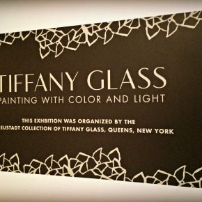 Tiffany Glass at the Cincinnati Museum Center