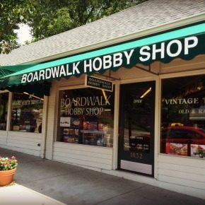 Boardwalk Hobby Shop in Cincinnati