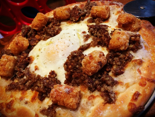 UnforGOETTAble Pizza