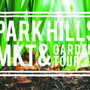GIVEAWAY:  Park Hills MKT & Garden Tour Tickets
