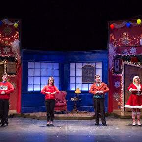 Cincinnati Shakespeare Company's Every Christmas Story Ever Told (And Then Some!)
